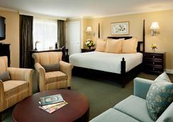 King Charles Inn - ชาร์ลสตัน - ห้องนอน
