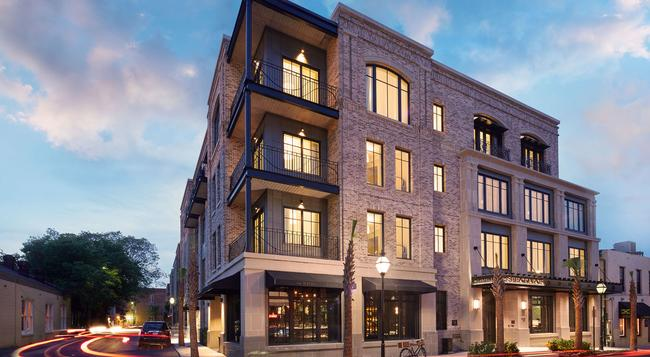 The Spectator Hotel - Charleston - Building