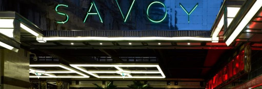 The Savoy, A Fairmont Managed Hotel - London - Building