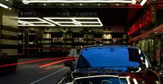 The Savoy - ลอนดอน - อาคาร