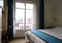 Hotel Doria - อัมสเตอร์ดัม - ห้องนอน