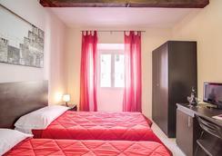 Hostel Mosaic - โรม - ห้องนอน