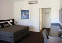 Karratha International Hotel - Karratha - ห้องนอน