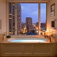The Peninsula Chicago Bathroom