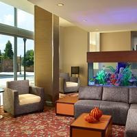 Hyatt House Atlanta Downtown Lobby Sitting Area