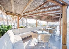 Aparthotel Fontanellas Playa - ปาลมา มายอร์กา - เลานจ์