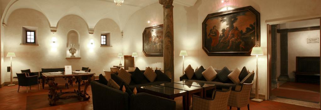 Hotel Columbus - Rome - Lobby
