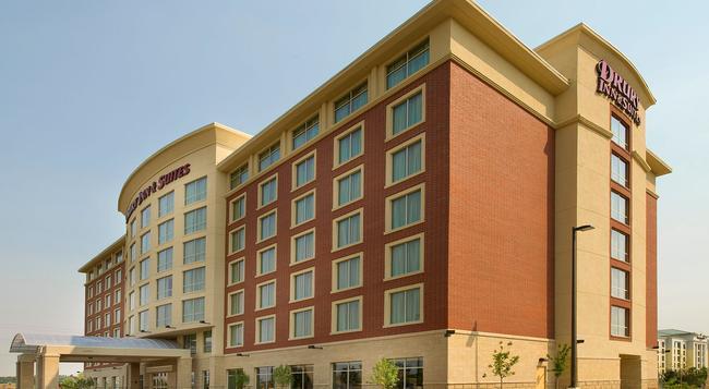 Drury Inn & Suites Colorado Springs Near the Air Force Academy - Colorado Springs - Building