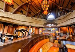 Disney's Animal Kingdom Villas - Kidani Village - เลคบัวนาวิสตา - ล็อบบี้