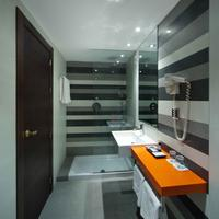 Nuevo Torreluz Hotel Baño