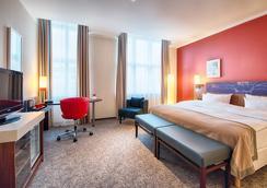 Leonardo Royal Hotel Berlin Alexanderplatz - เบอร์ลิน - ห้องนอน