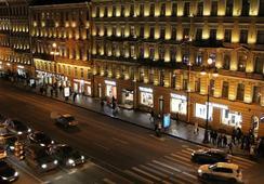 Aleksandr Green Mini-Hotel - เซนต์ปีเตอร์สเบิร์ก - วิวภายนอก