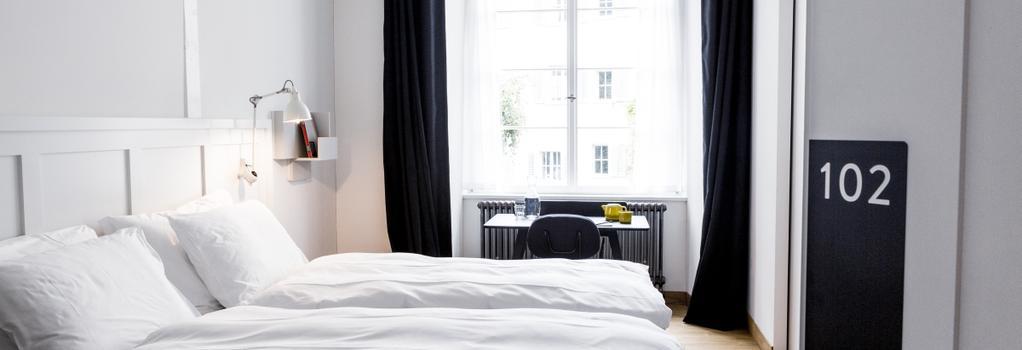 Marktgasse Hotel - Zurich - Bedroom