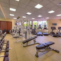 Tampa Marriott Westshore Health club