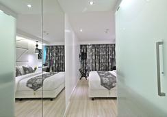 โรงแรมเอสสุขุมวิทสวีท - กรุงเทพฯ - ห้องนอน