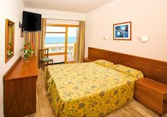 Paradise Beach Music Hotel - เอลอาเรนัล (มายอร์ก้า) - ห้องนอน