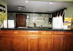 Quality Inn & Suites Airport West - ซอลต์เลกซิตี้ - ล็อบบี้