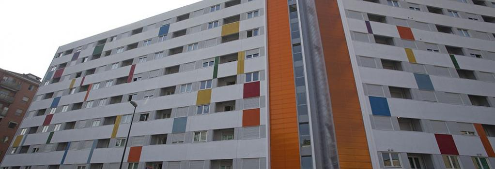 Hotel Sharing - Turin - Building