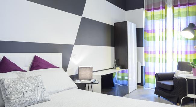 Que Sera Sera - Rome - Bedroom