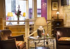 Hotel des Arts Montmartre - ปารีส - เลานจ์