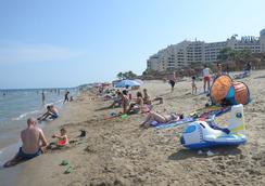 Marina d'Or 3 Hotel - โอโรเพซา เดล มาร์ - ชายหาด