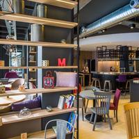 Campanile Rennes Centre - Gare Bar/Lounge