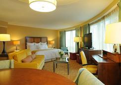 Kansas City Marriott Country Club Plaza - แคนซัสซิตี้ - ห้องนอน
