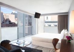 Hotel On Rivington - นิวยอร์ก - ห้องนอน