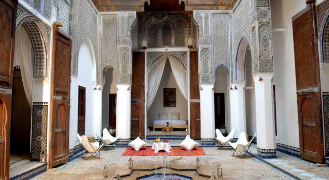 Dar Bensouda - Fez - Building