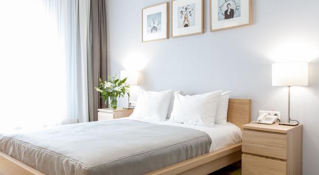 Hotel Rakurs - Ulyanovsk - Bedroom