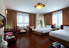 Hanoi Imperial Hotel - ฮานอย - ห้องนอน