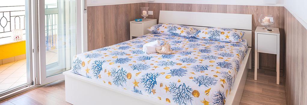 B&B Tramonto Sul Mare - Salerno - Bedroom