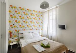 Station Hotel G73 - เซนต์ปีเตอร์สเบิร์ก - ห้องนอน
