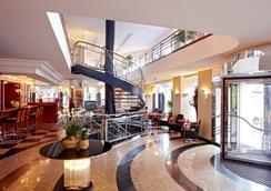 Seaside Park Hotel Leipzig - ไลพซิก - ล็อบบี้