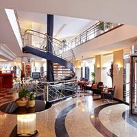 Seaside Park Hotel Leipzig Interior Entrance