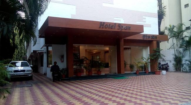 Hotel Span Executive - Pune - Building