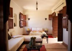 Riad Couleur Sable - มาราเกช - ห้องนอน
