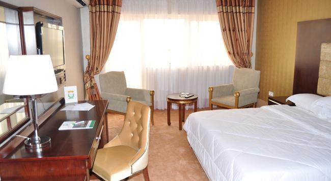 Le Royal Beach Hôtel - Ouagadougou - Bedroom