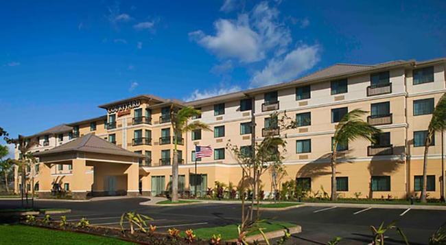 Courtyard by Marriott Maui Kahului Airport - Kahului - Building