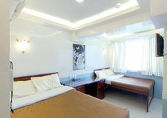 Cosmic Guest House - ฮ่องกง - ห้องนอน