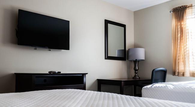 Holmes Suites & Inn - Columbus - Bedroom