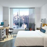 Hotel Indigo Lower East Side New York Guestroom