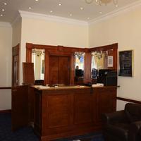 Regency Hotel Westend Reception