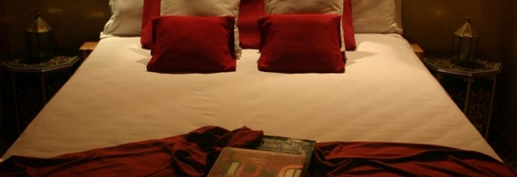 Riad Chbanate - Essaouira - Bedroom