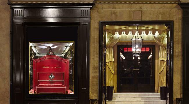Hotel Costes - Paris - Building