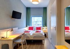 Meininger Hotel Amsterdam City West - อัมสเตอร์ดัม - ห้องนอน