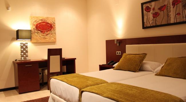 Don Felipe - Segovia - Bedroom