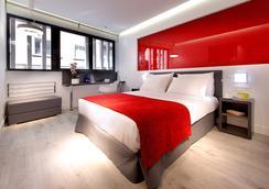 Eurostars Central - มาดริด - ห้องนอน