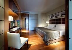 Eurostars Grand Marina - บาร์เซโลน่า - ห้องนอน