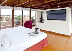Exe Santafé Boutique Hotel - โบโกตา - ห้องนอน